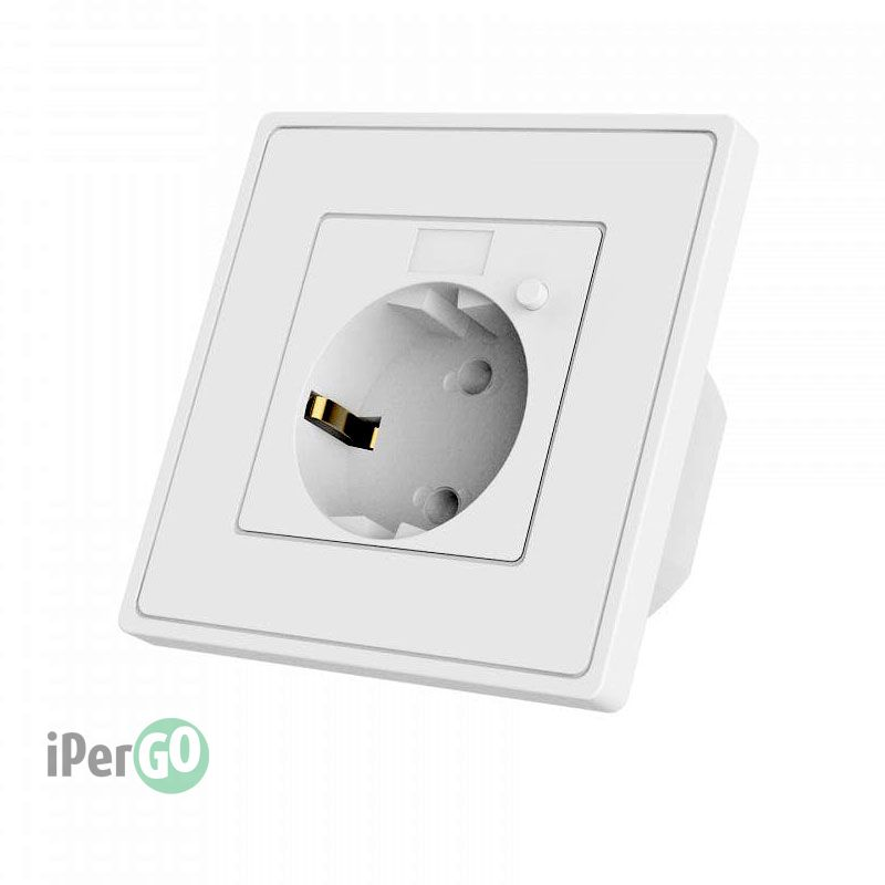 WOOX Smart Wall Socket EU